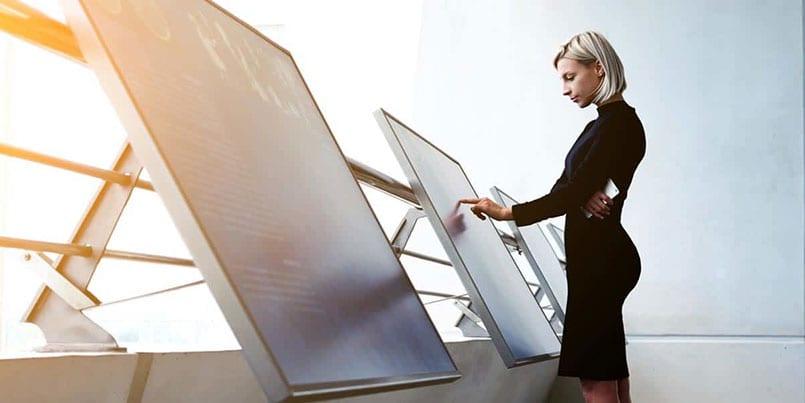 Bureautique et solutions affichage digital